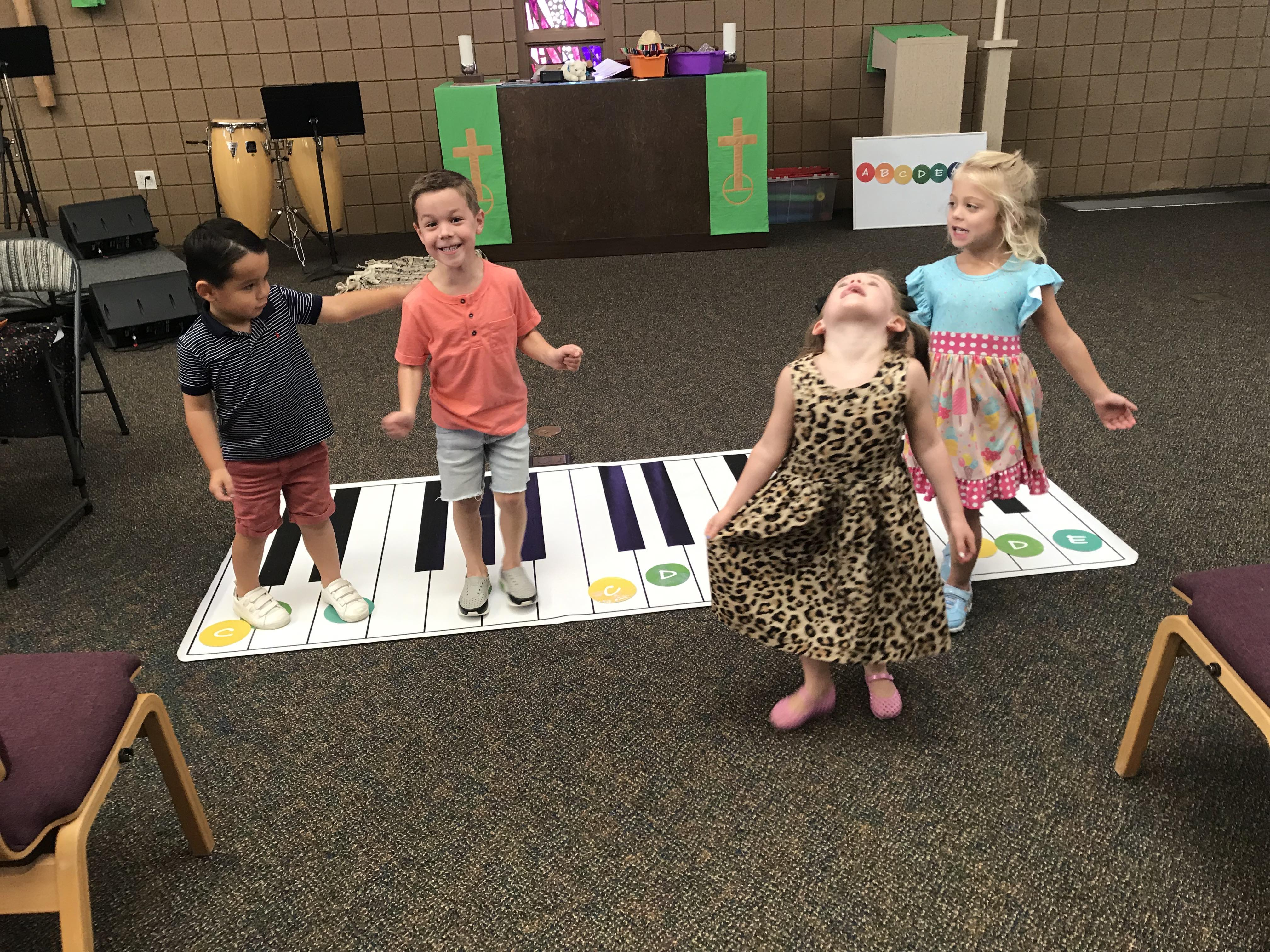 Music| New Covenant Lutheran Preschool
