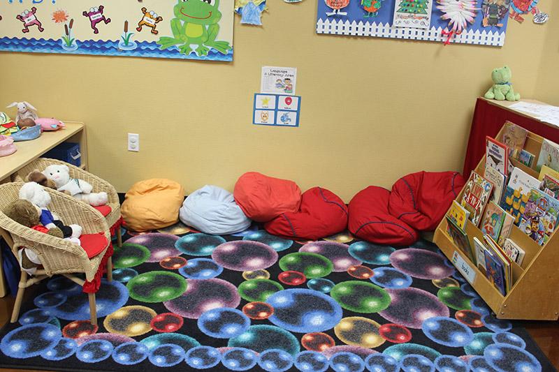 Frogs Class | New Covenant Preschool & Elementary School