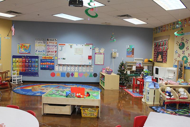 Frogs Class | Scottsdale Preschool & Kindergarten