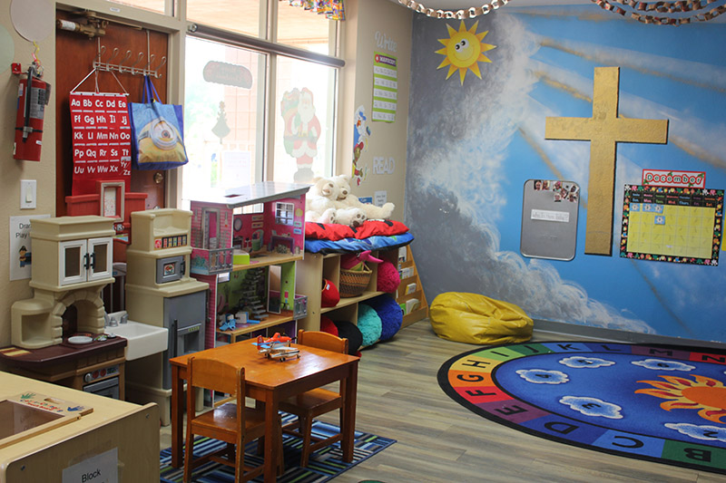 Scottsdale Preschool Guppies | New Covenant Lutheran School