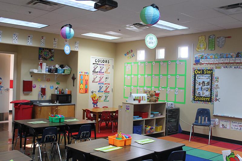 Kindergarten | Scottsdale New Covenant