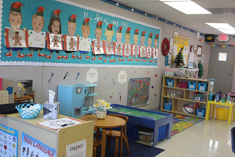 Quails Class | Scottsdale Preschool & Kindergarten